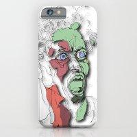 iPhone & iPod Case featuring Michelagnolo by MENAGU'