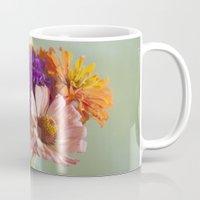 Asters Mug