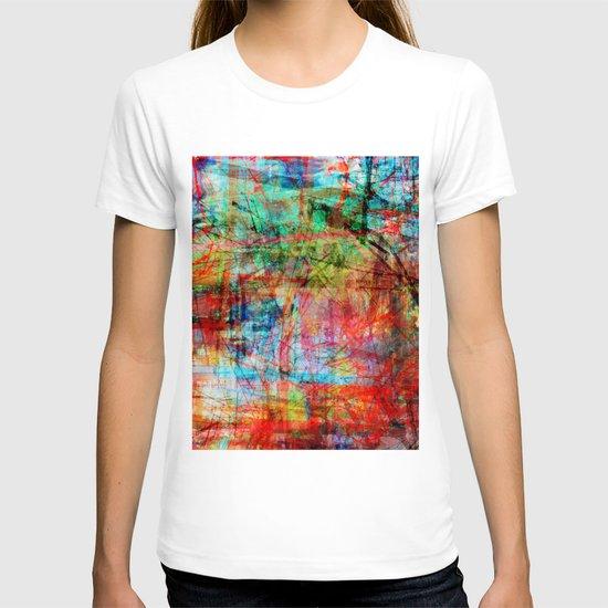 the city 10 T-shirt