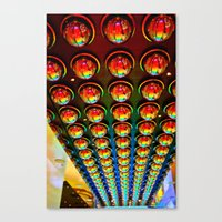 Bulbs (2) Canvas Print