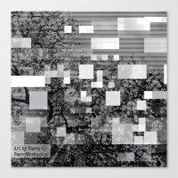 Deconstructions 3A Canvas Print