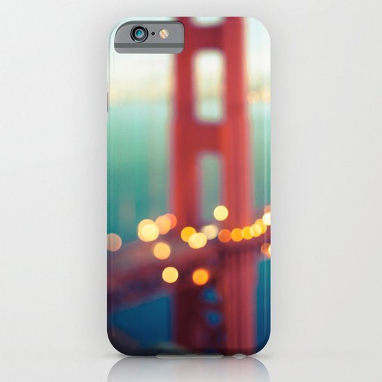 Meet Me In San Francisco iPhone & iPod Case