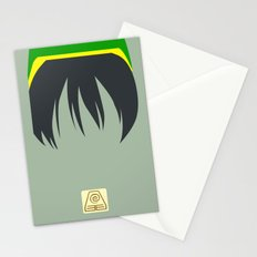 Toph Bei Fong Stationery Cards