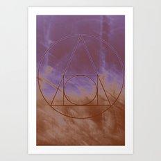 Alchemy No. 1 Art Print