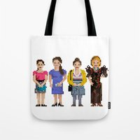 Girls Tote Bag