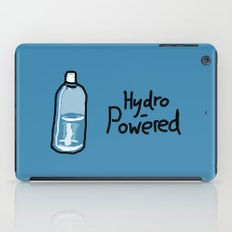 Hydro-Powered iPad Case