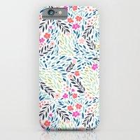 Teeny Tiny Floral iPhone 6 Slim Case