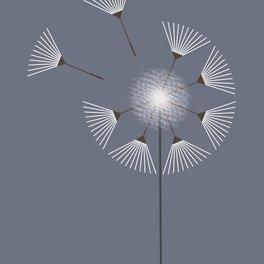 Art Print - dandelion - envadyok