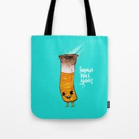 Imma Kill You Tote Bag