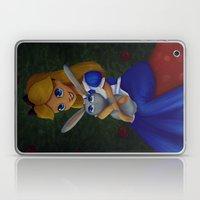 'Tis Love That Makes the World Go Round. Laptop & iPad Skin