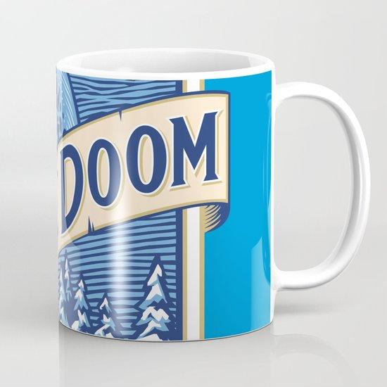 Blue Doom Mug