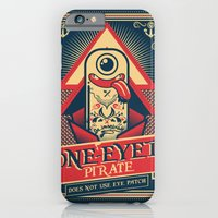 One-eyed Pirate iPhone 6 Slim Case