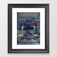 The Parts Of Me That Def… Framed Art Print