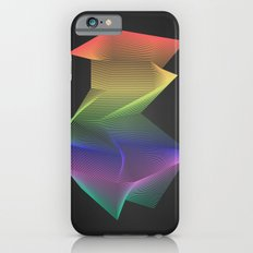 Angular Rainbow iPhone 6 Slim Case