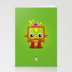 Baby Robot Stationery Cards