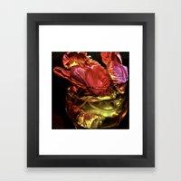 EROS Und TOD Framed Art Print