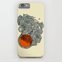 Glysko Sunset iPhone 6 Slim Case