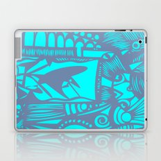 INK#5 Above the Waves Laptop & iPad Skin