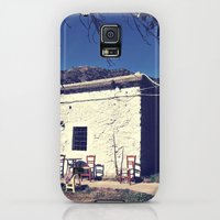 Galaxy S5 Cases featuring Barn, Crete, Greece by Mr and Mrs Quirynen