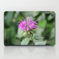 Monarda - Bee Balm iPad Case