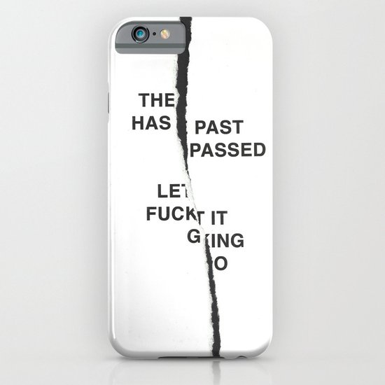 LET IT FUCKING GO /first vers./ iPhone & iPod Case