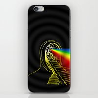 The Left Hand Of Darknes… iPhone & iPod Skin
