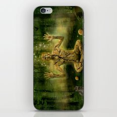 Magic forest cure iPhone & iPod Skin
