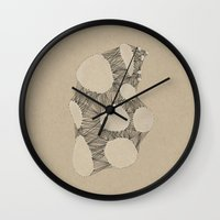 Kraft Konstruction Wall Clock