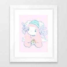 PURIN Framed Art Print