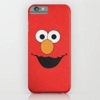 Elmo - Minimalist Poster… iPhone 6 Slim Case