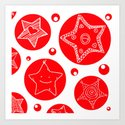 Baby, You're a Star! Art Print