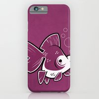 Moor Goldfish iPhone 6 Slim Case