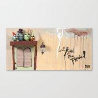 Don't Rain Canvas Print