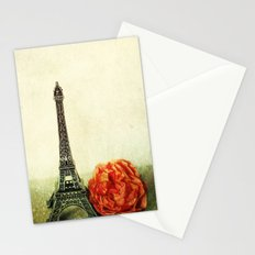 Textured Paris StillLife  Stationery Cards