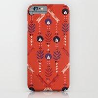 iPhone & iPod Case featuring Flora Nativa by Paula McGloin