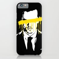 iPhone Cases featuring Moriarty by tillieke