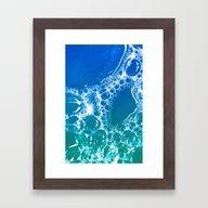 Soap Bubbles 2 - For Iph… Framed Art Print