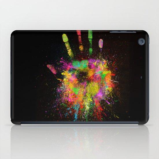 Artist Hand (1) iPad Case