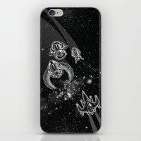 Intergalactic Pest Contr… iPhone & iPod Skin