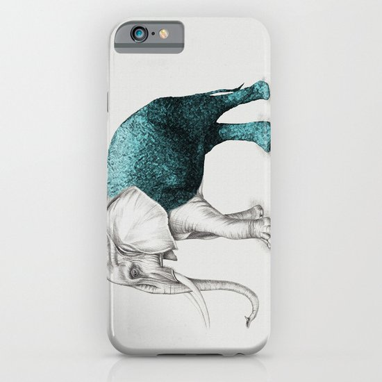 The Stone Elephant iPhone & iPod Case