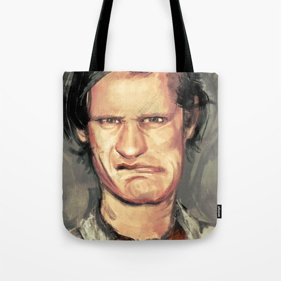 The Oncoming Storm Tote Bag
