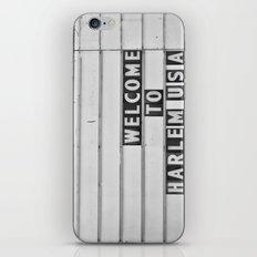 Welcome to Harlem iPhone & iPod Skin