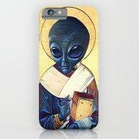 St. Alien iPhone 6 Slim Case