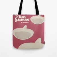 The Three Caballeros - A… Tote Bag