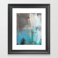 Untitled 2013 Framed Art Print