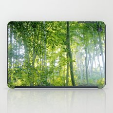 MM - Sunny forest iPad Case