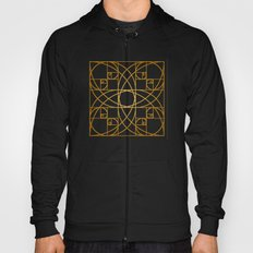 Golden Flower Hoody