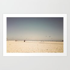 Last Days of Summer Art Print