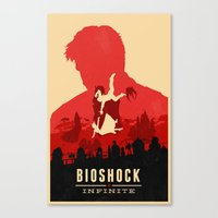 Bioshock Infinite Canvas Print