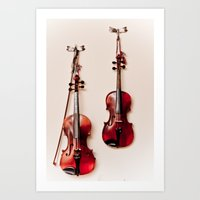 Make Music Art Print